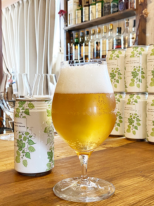 アマゾンのノンアルコールビールは糖質75%オフ