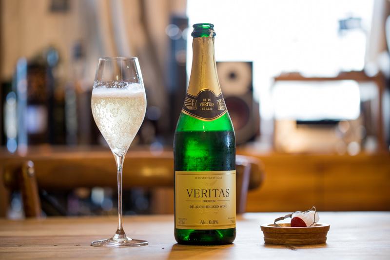 インヴィノ・ヴェリタス スパークリング ブリュット・ブランコの味わいレビュー