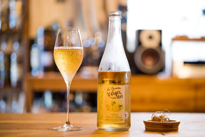 パッション・デュ・ベルジェ/オーガニック スパークリング ホワイトグレープジュースの味わいレビュー