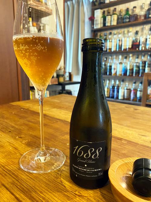 1688 Grand Blanc(グランブラン)/ノンアルコールスパークリング