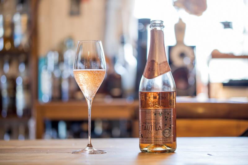 セニョリオ・タウティラ/ロゼ(エスプモーソ)ノンアルコールワインの味わいレビュー