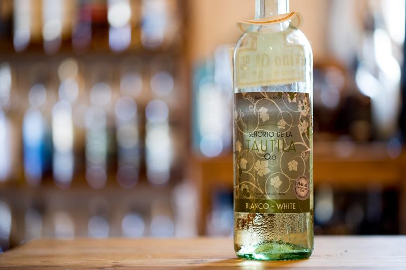 セニョリオ・タウティラ/白(ブランコ)ノンアルコールワイン