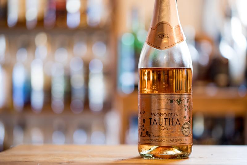 セニョリオ・タウティラ/ロゼスパークリングノンアルコールワイン