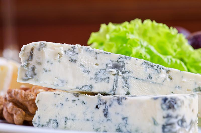ブルーチーズ×モンティヨン・ブラン