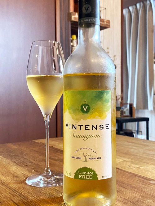 ヴィンテンス ソーヴィニヨン・ブラン ノンアル白ワイン