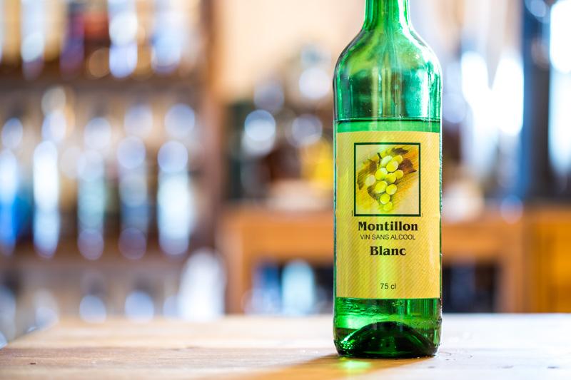 モンティヨン・ブラン ノンアル白ワイン