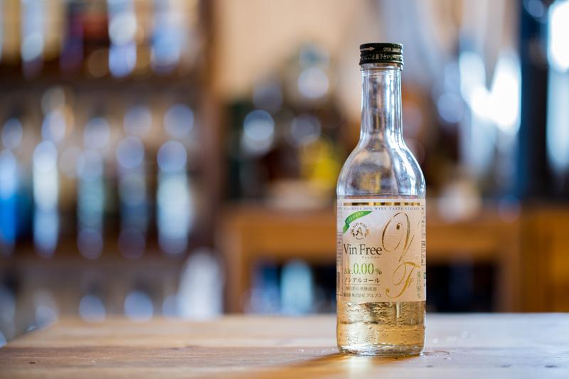 ヴァンフリー白(アルプスVin Free)ノンアルコール白ワイン