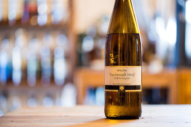 ファルツァー トラウベンザフト ノンアルコール白ワイン