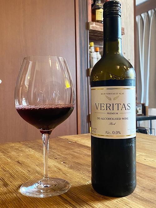 インヴィノ・ヴェリタス/ヴィンセロ・ティント(ノンアルコール赤ワイン)