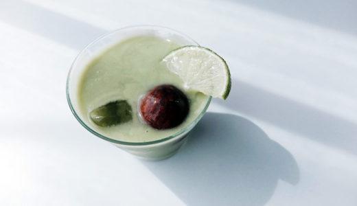 回復レシピ!世界一の栄養価をまるごと飲む「アボカドのモクテル」