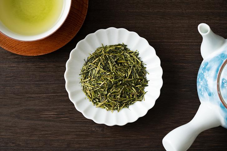 緑茶に含まれるエピガロカテキンガレート(EGCG)