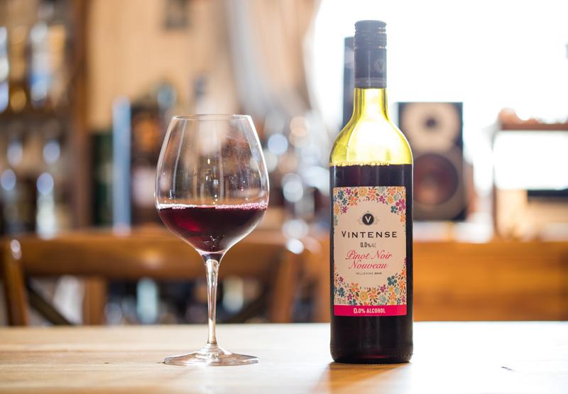 ヴィンテンス ピノ・ノワール ヌーヴォー(ノンアルコール赤ワイン)の味わいレビュー
