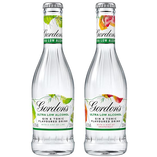 Gordon's ULTRA LOW ALCOHOL G&T
