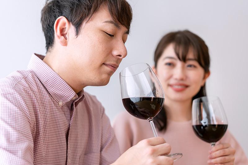 ノンアルコールワインのボジョレーヌーヴォー