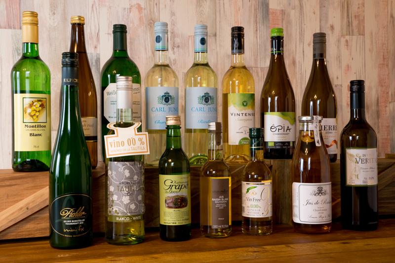 ノンアルコール白ワイン