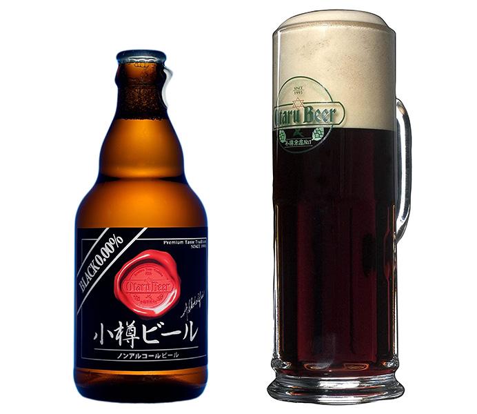小樽ビール/ノンアルコールブラック